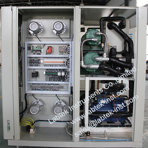 Thermal-Shock-Test-Chamber-Control-system-Labtek