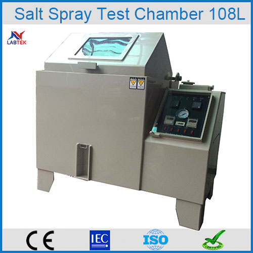 Salt Spray Test Chamber, Corrosion Test Chamber 108L