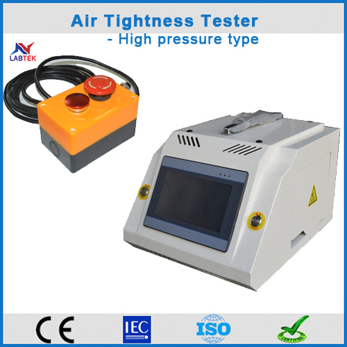 Air tightness tester,Air leakage tester, high pressure type