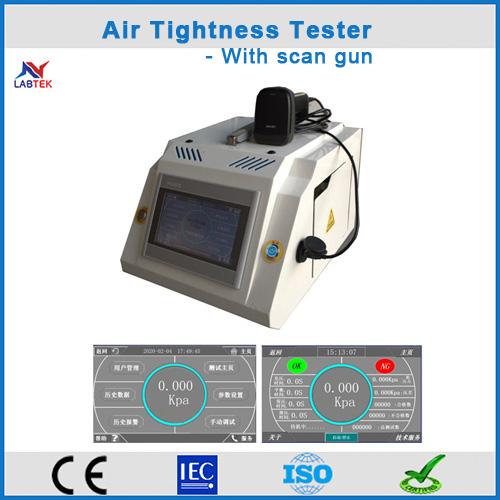 Air-tightness-tester-with-scan-gun1