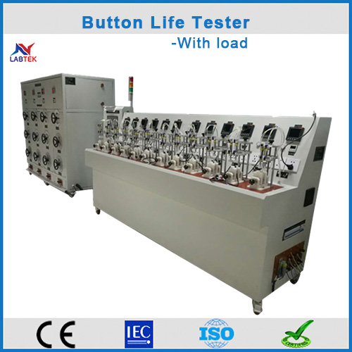 Multistation Key Tester, Touch Screen Tester