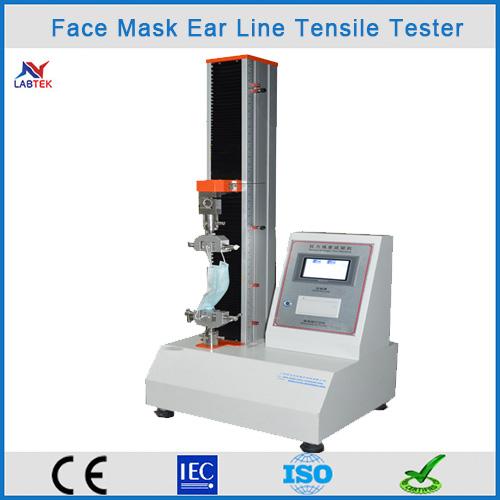 Face-Mask-Ear-Line-Tensile-Tester