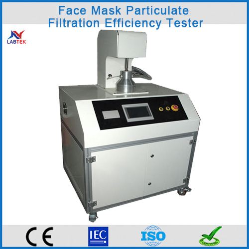 Face Mask Particulate Filtration Efficiency Tester