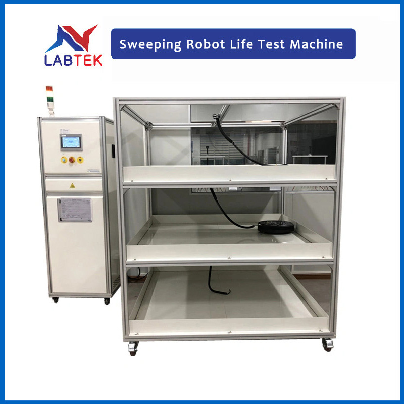 Sweeping-robot-life-test-machine11