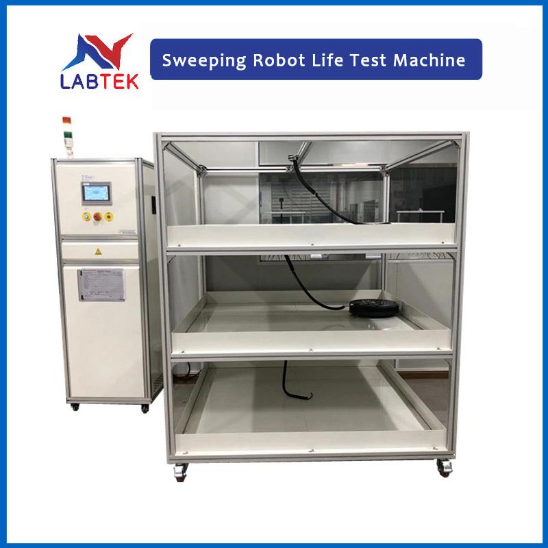 Sweeping-robot-life-test-machine11
