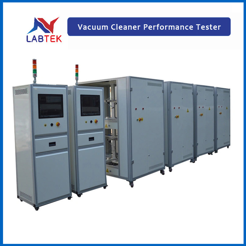 Vacuum Cleaner Performance Ageing Test Machine